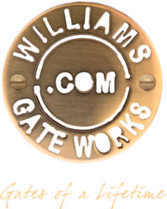 Williams Gate Works Logo